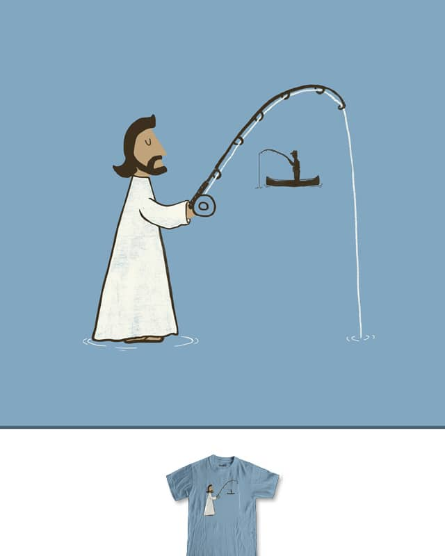 Jesus Fish by murraymullet on Threadless