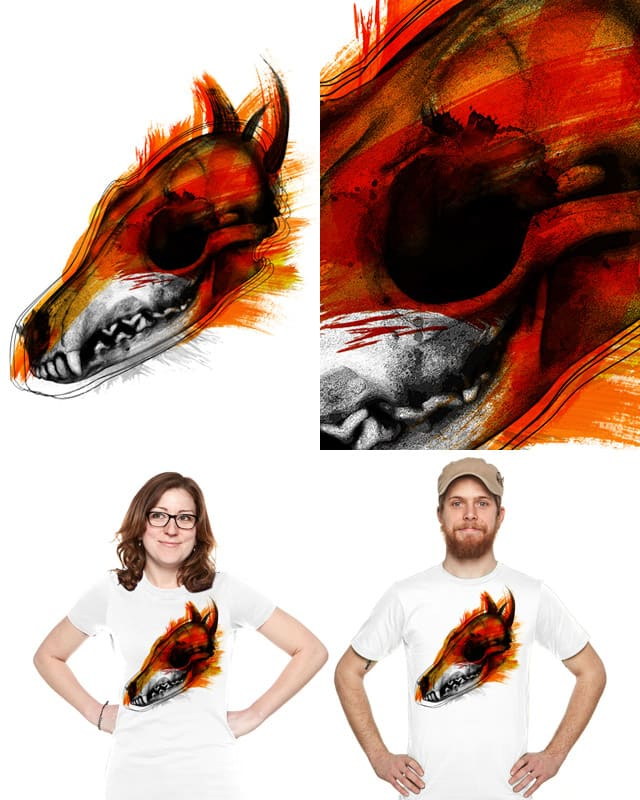 Underneath A Fox by Joe Conde on Threadless