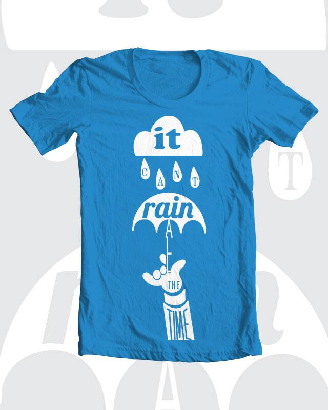 It Can't Rain All the Time by tomtface on Threadless