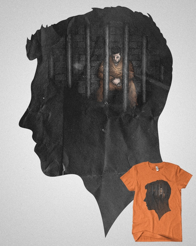 Solitary by mockart on Threadless