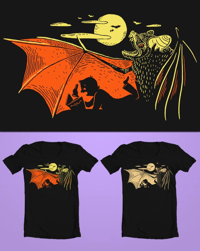 Creatures of the Night by BurritoGoblin on Threadless