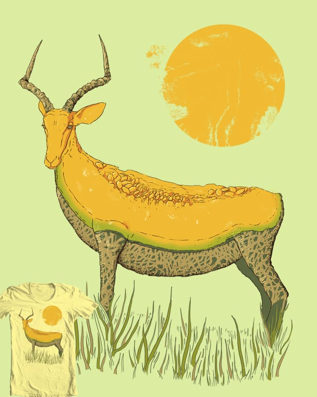 Cantalope by Frederick_Jay on Threadless