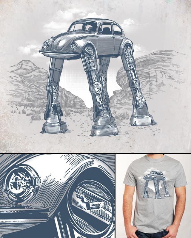 Star Warsvergnugen by ThirstyFly on Threadless