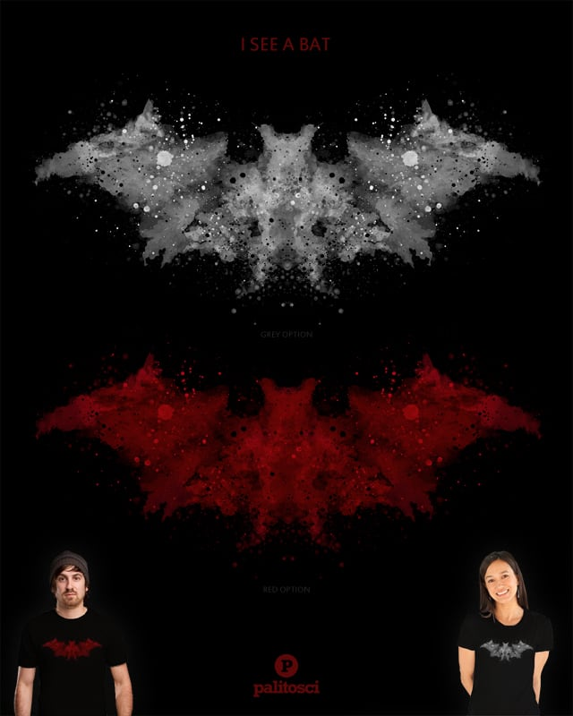 I see a bat by palitosci on Threadless