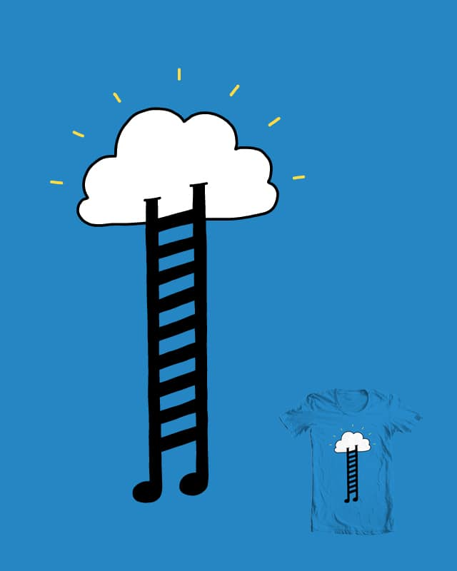 Stairway To Heaven by Haasbroek on Threadless