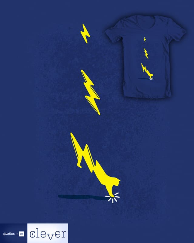 Thunder, Thunder, ThunderCat by soloyo on Threadless