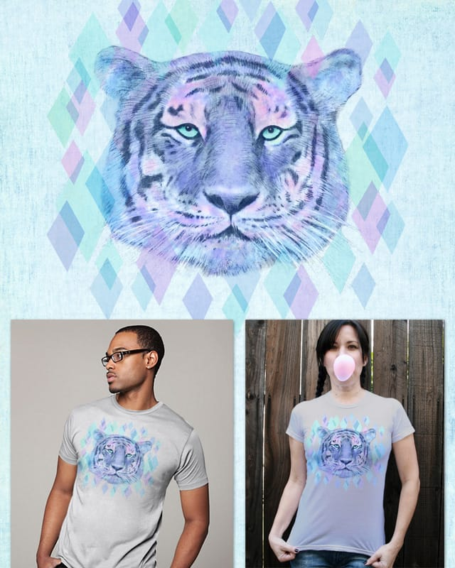 Mystic Tiger by igo2cairo on Threadless