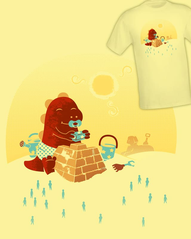 the great pyramid mystery by pyl on Threadless