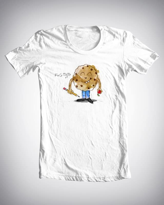 Smart Cookie by manu29 on Threadless