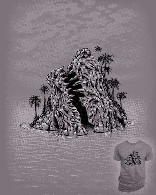 Ravenous Island by EN AJUSTES on Threadless