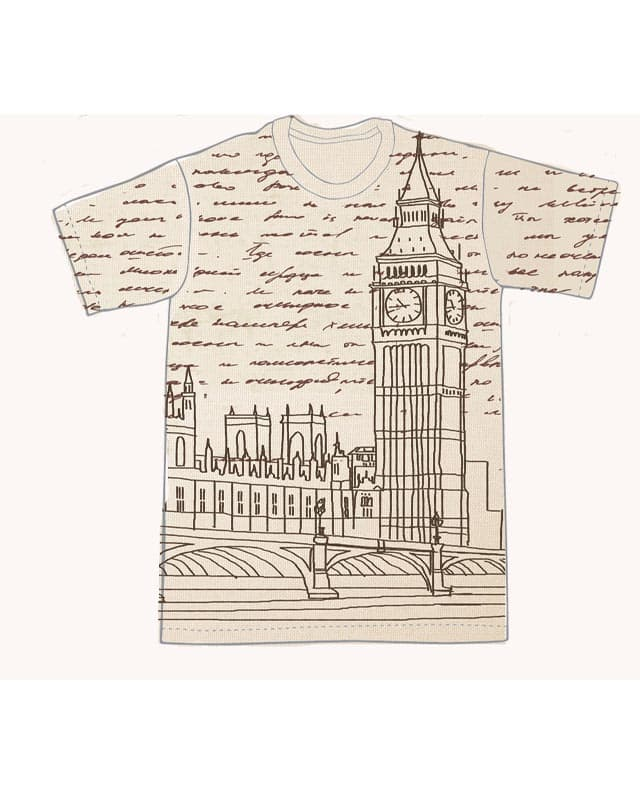 London 2012 by Irena Orlov by irenaorlov on Threadless