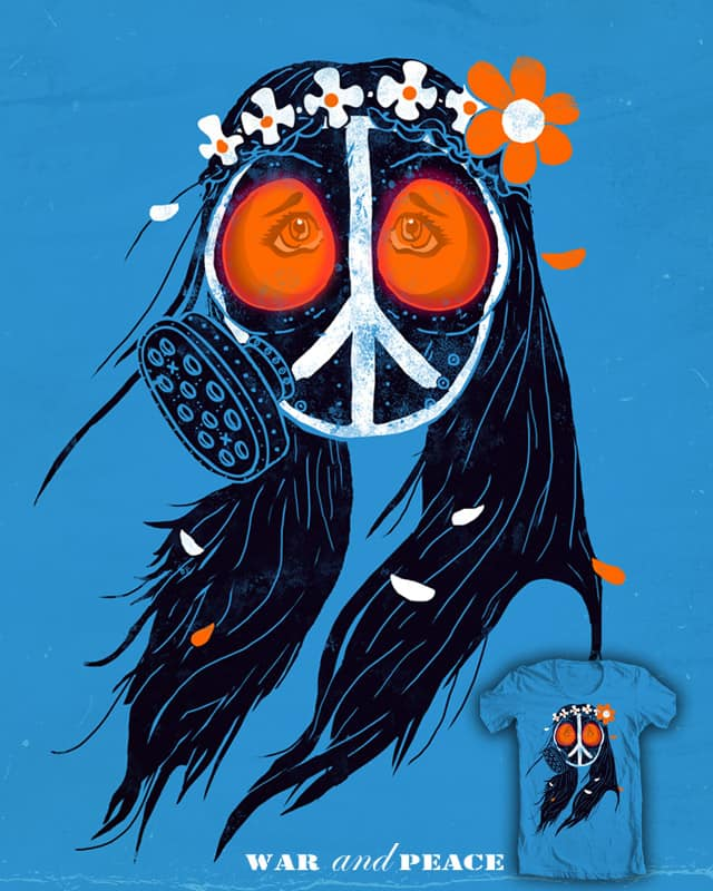 War and Peace by electric_method on Threadless