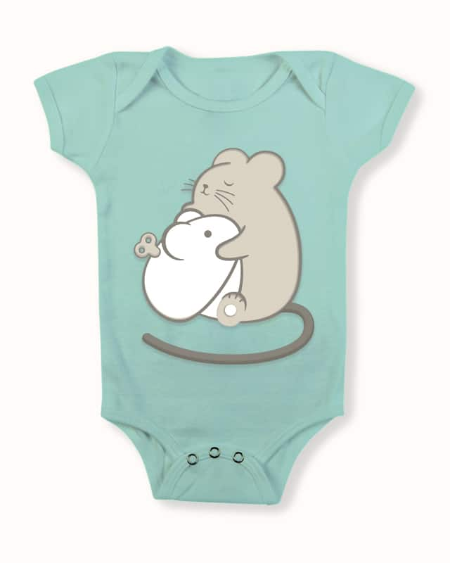 Let's cuddle! by cococosy on Threadless