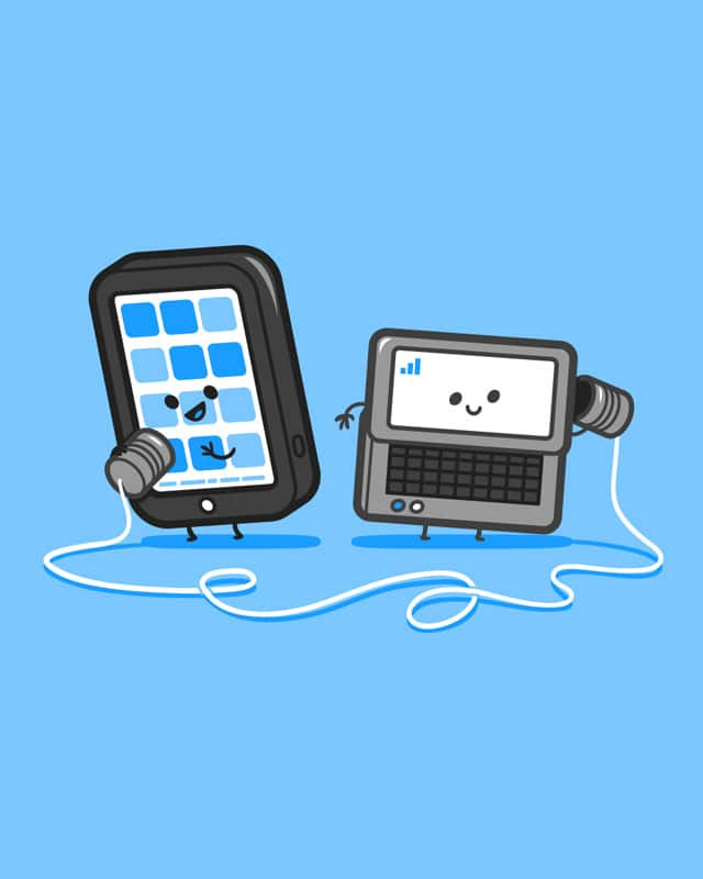 Speed Dial by spacesick on Threadless