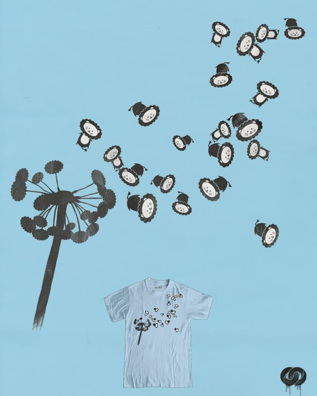 DandeLion by messing on Threadless