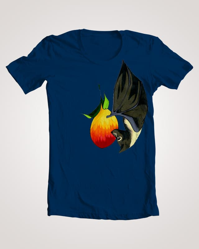 High-Hanging Fruit by baz oga on Threadless