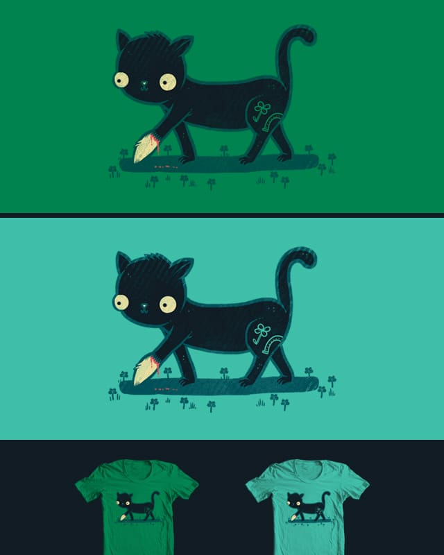 Make Your Own Luck by againstbound on Threadless