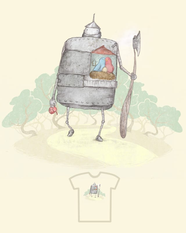 That's home! by darel on Threadless
