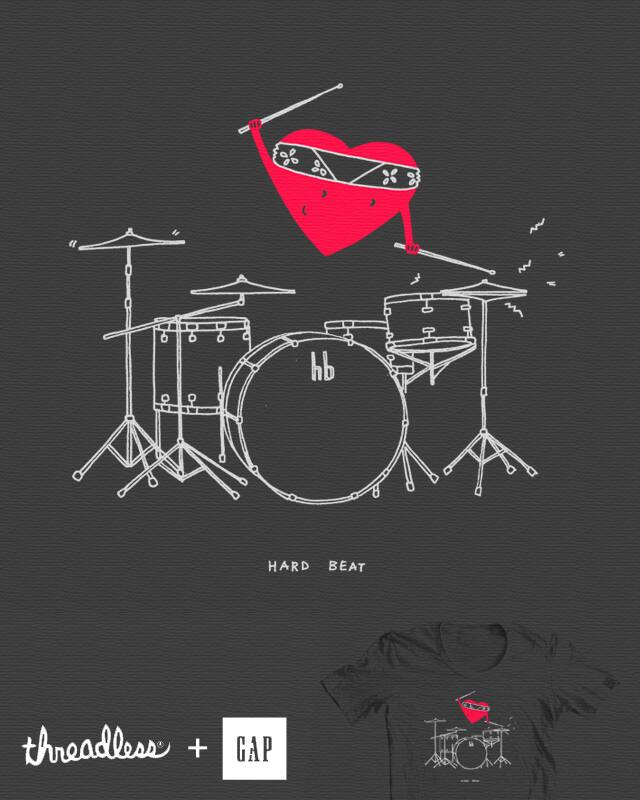 Hard Beat by Boiled fly on Threadless