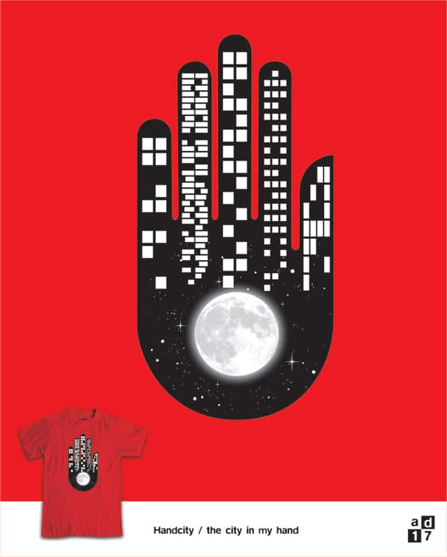 handcity by a.d.17 on Threadless