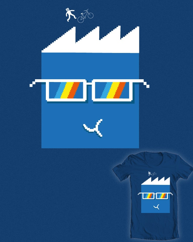 Yay! by kuli_grafis on Threadless