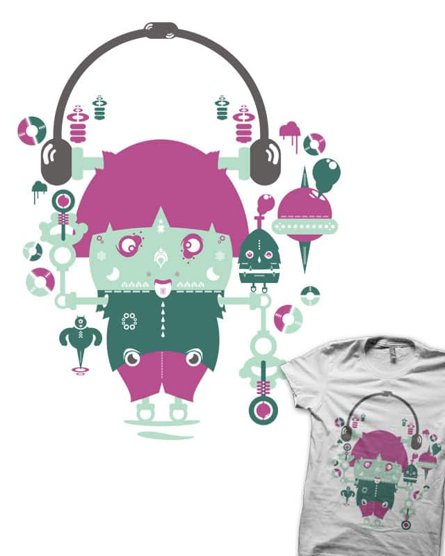 Soul of music by slapz on Threadless