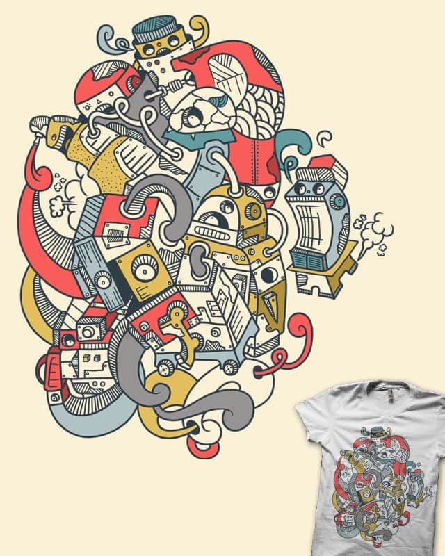 system by slapz on Threadless