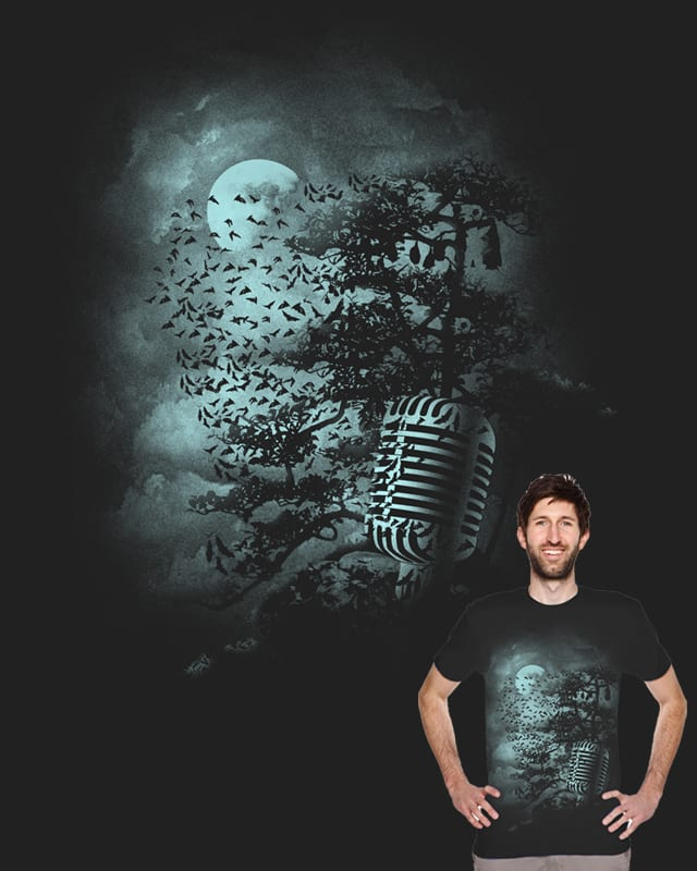 A Thousand Voices by francis19 on Threadless