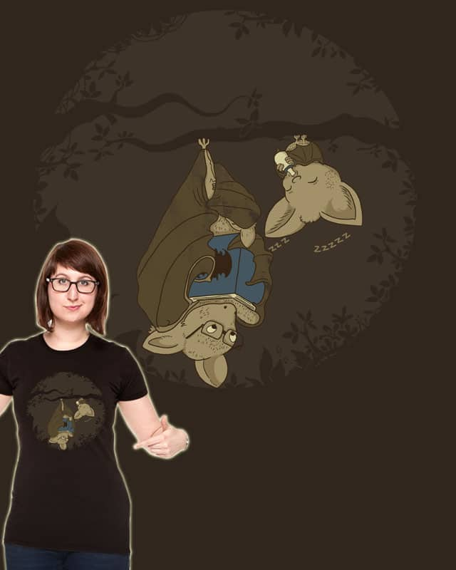 bat time story by Methlop39 on Threadless