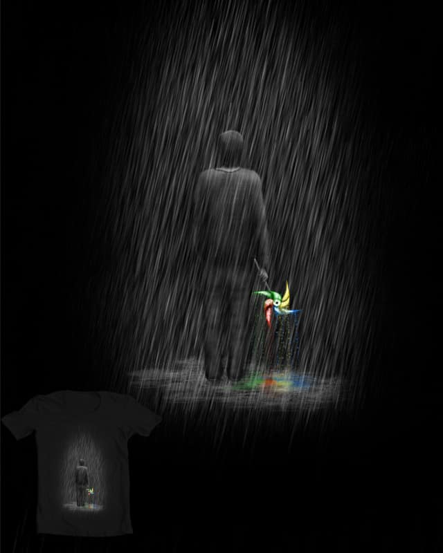 Killing Rainbows by blackline75 on Threadless