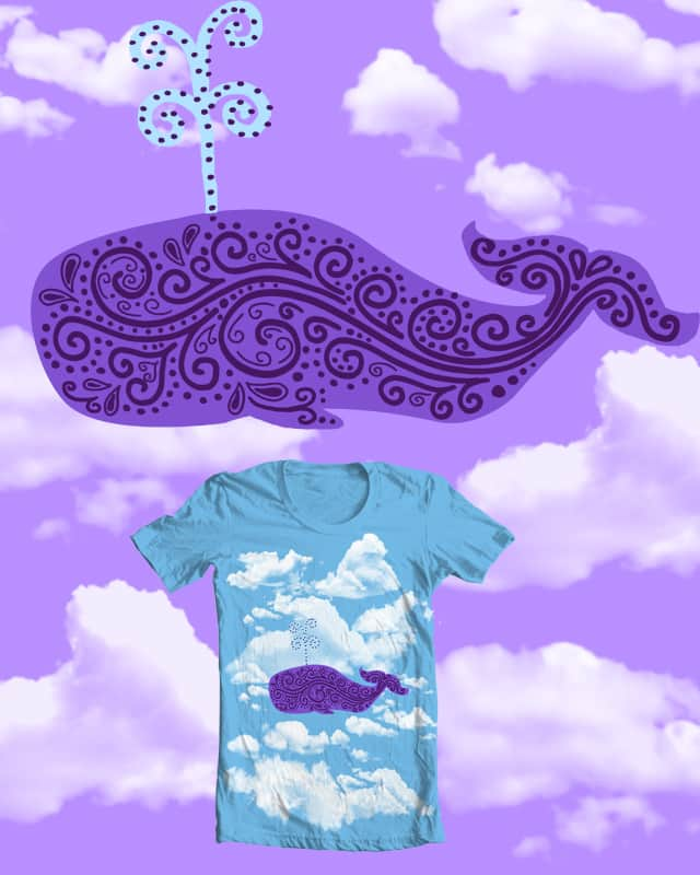 In the Clouds by Jordan_Bender on Threadless