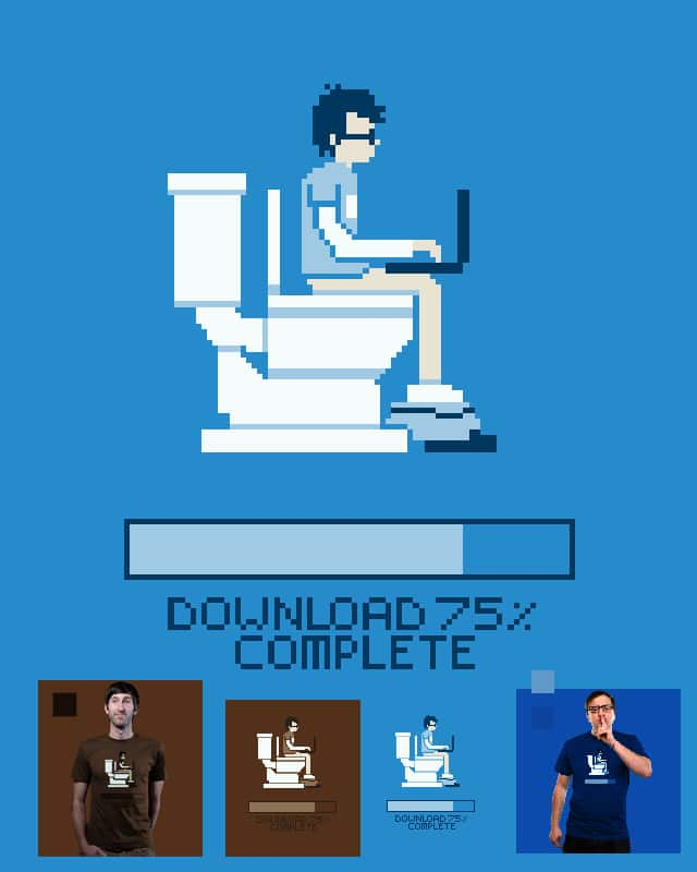 Fast Download by Thomas Orrow on Threadless