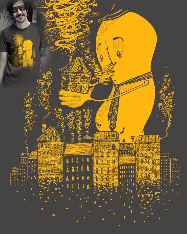 House Smoker by kako64 on Threadless