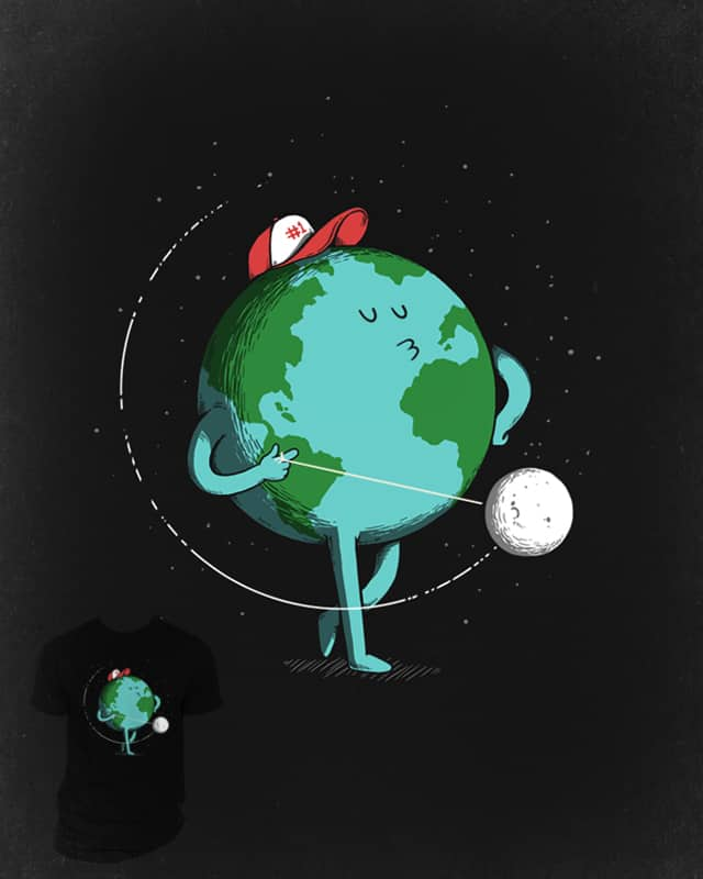 Around The World by temyongsky on Threadless