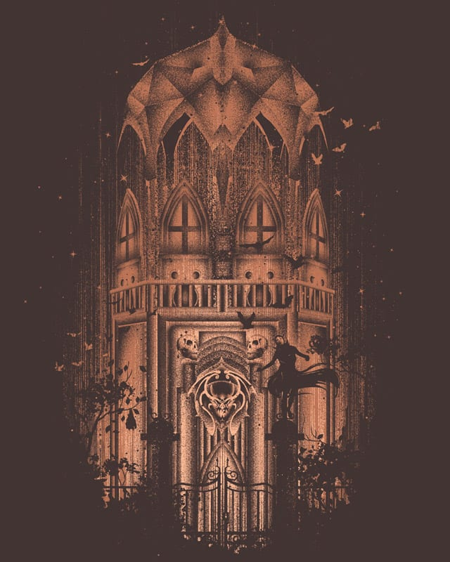 The Song Of Bats by robsonborges on Threadless