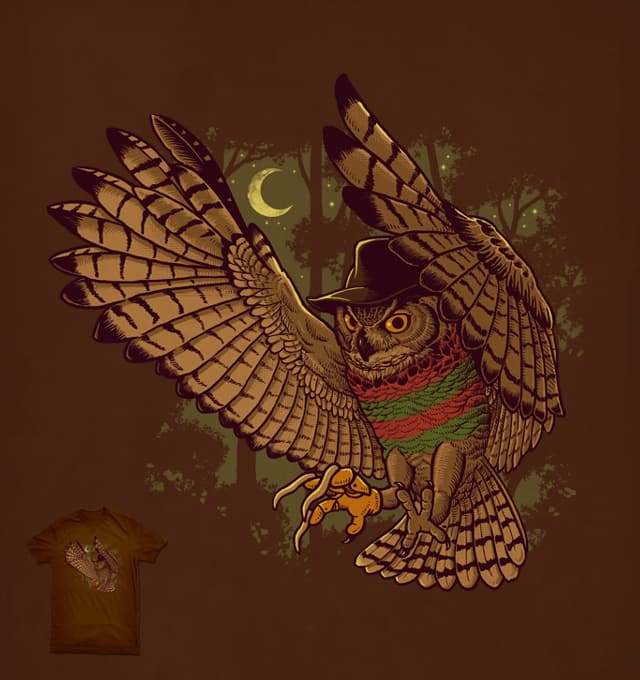 Midnight Killer by ben chen on Threadless