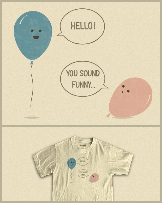 Balloons by TeoZ on Threadless