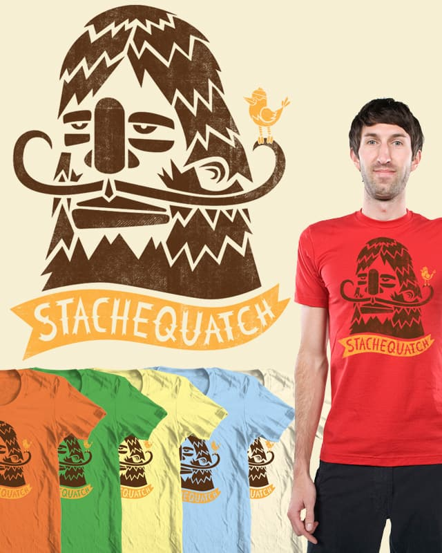 Stachequatch! by VictorMelendez on Threadless
