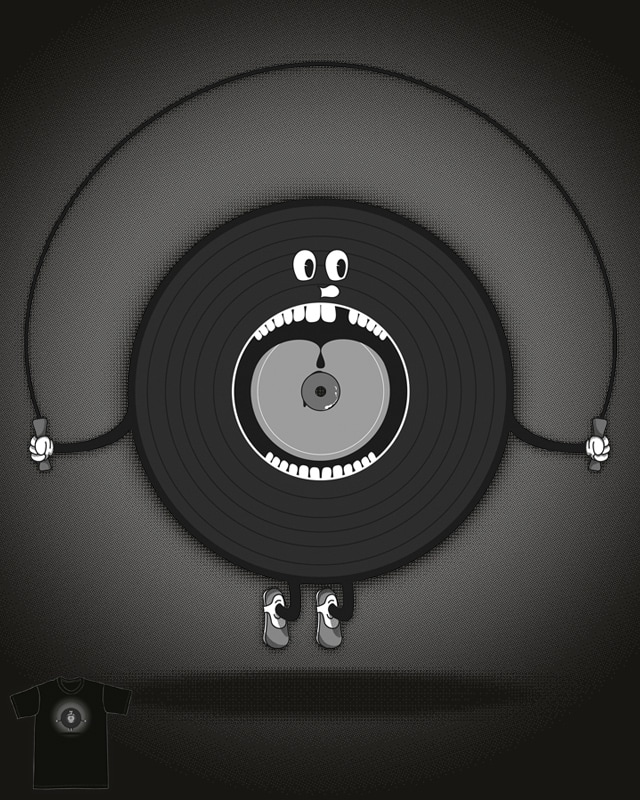 Old Skipping Record by eyejacker21 on Threadless