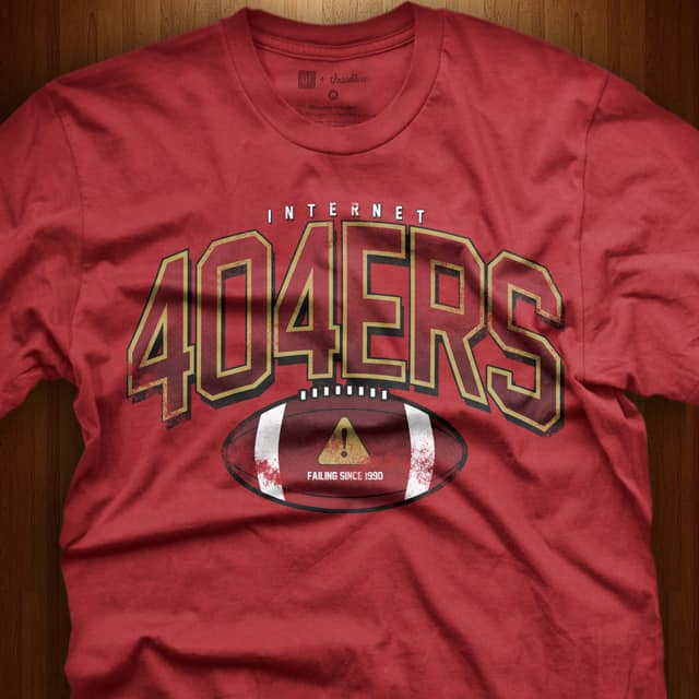 404ers by ounom on Threadless