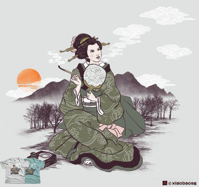 Cloud maker by xiaobaosg on Threadless