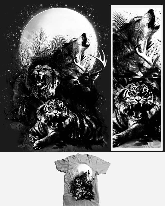 Call of the Wild by dandingeroz on Threadless