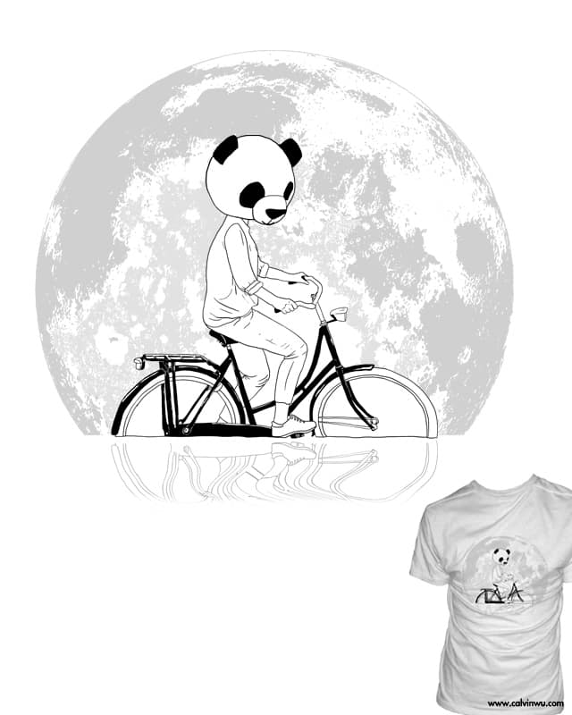 Mood Rider by Calvin Wu on Threadless