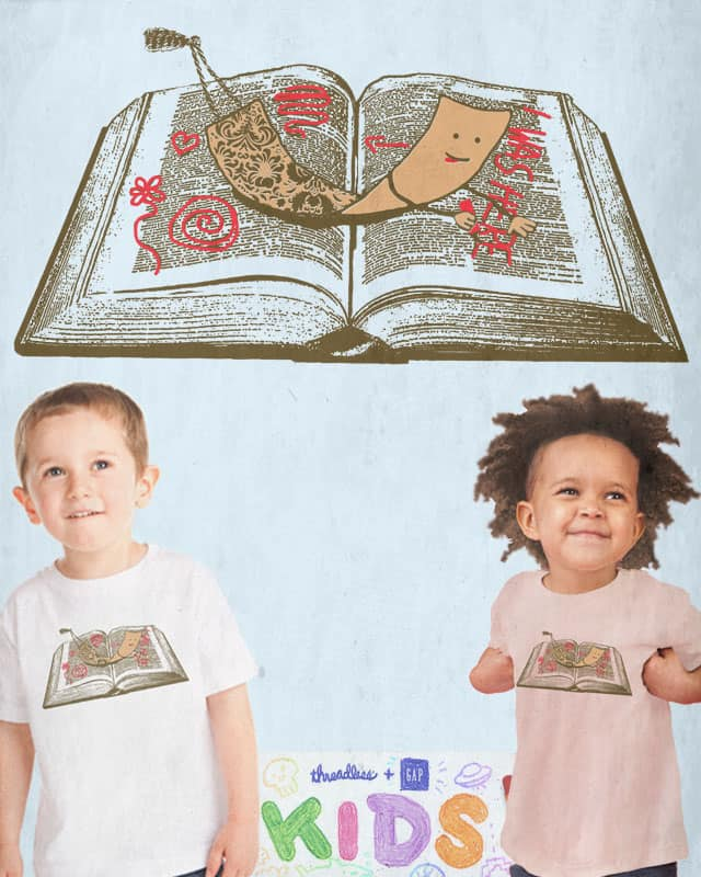 Bookmark by ArTrOcItY on Threadless