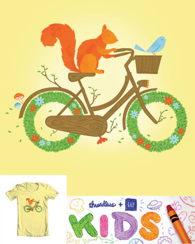 Natural Cycles by Wharton on Threadless