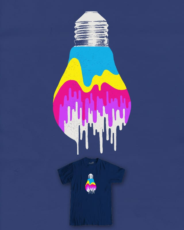 Colors of Light by messing on Threadless