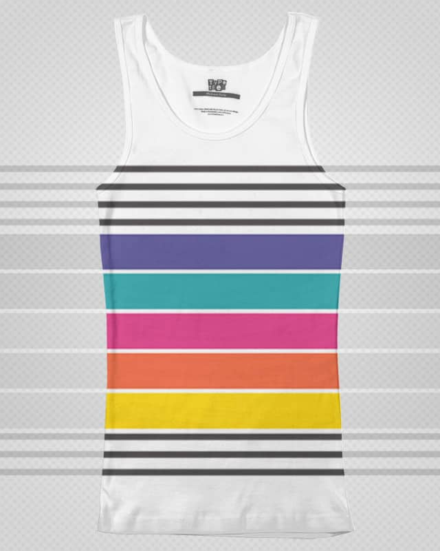 Six Colors by galgalosh on Threadless