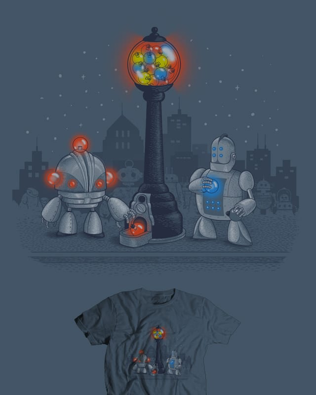 Light Source by jillustration on Threadless