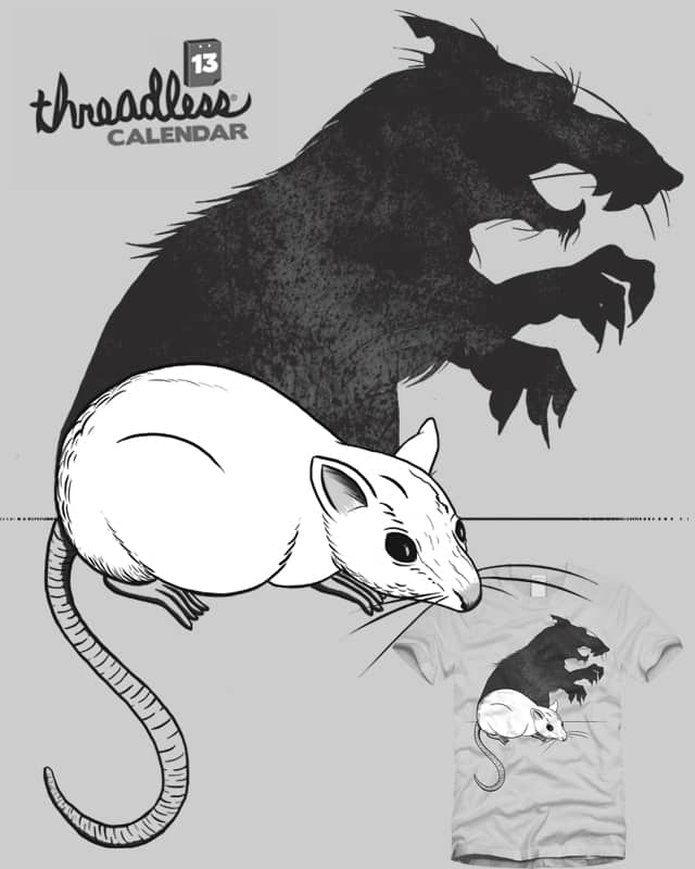 The Strange Case of Dr. Mouse and Mr. Rat by OhMyBatman on Threadless