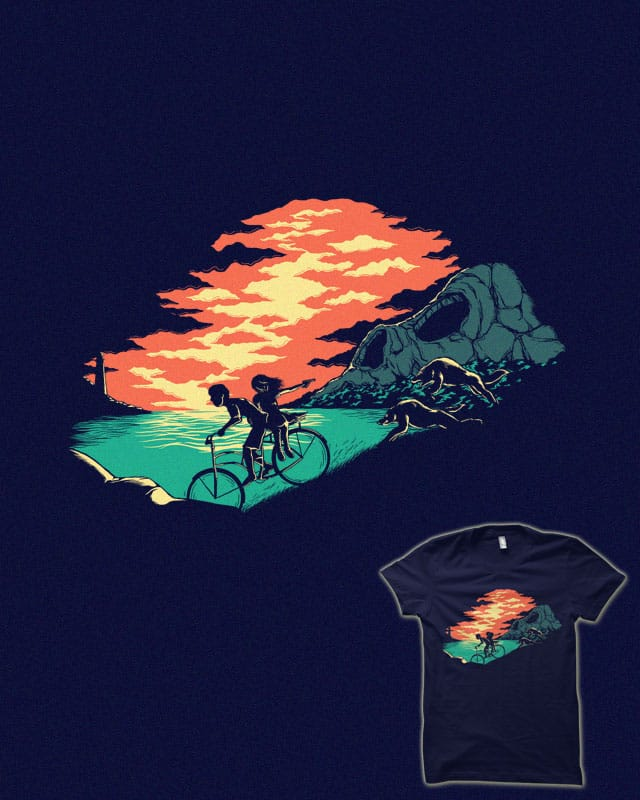 Love Adventure by monochromefrog on Threadless